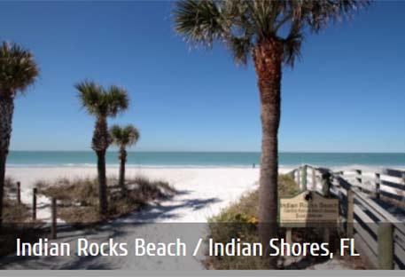 Indian Rocks Beach / Indian Shores Florida