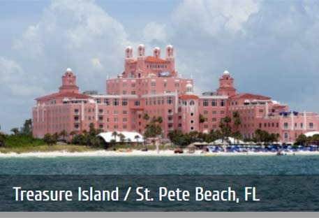 Treasure island / St Pete Beach Florida
