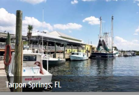 Tarpon Springs Florida